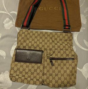 Gucci Authentic Crossbody Bag